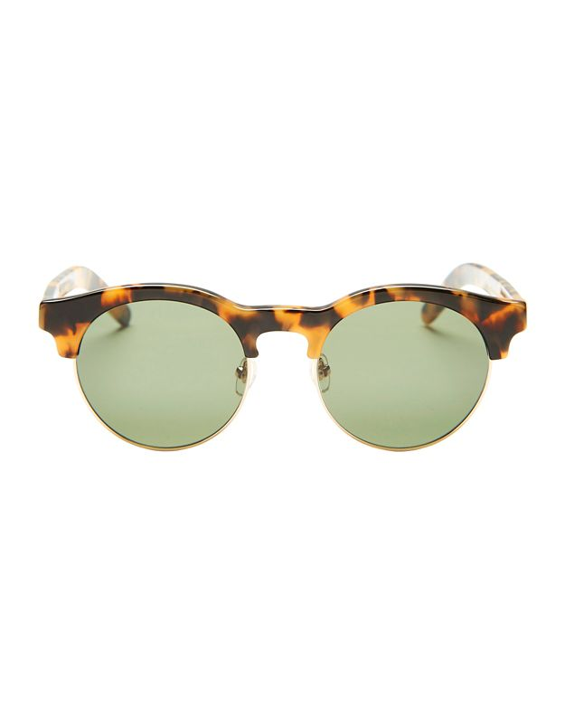 Han Kjobenhavn Smith Tortoise Sunglasses