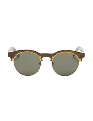 Han Kjobenhavn Smith Brown Sunglasses