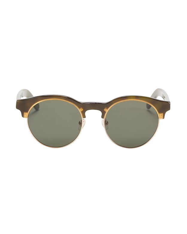 Han Kjobenhavn Smith Green Sunglasses