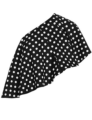 Viva Aviva EXCLUSIVE Single Shoulder Polka Dot Top