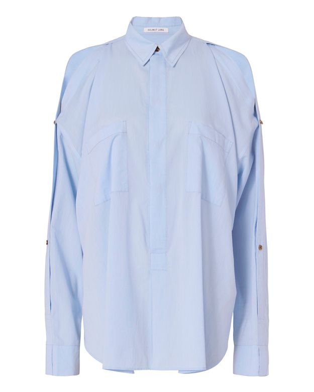 Helmut Lang Shoulder Placket Shirt
