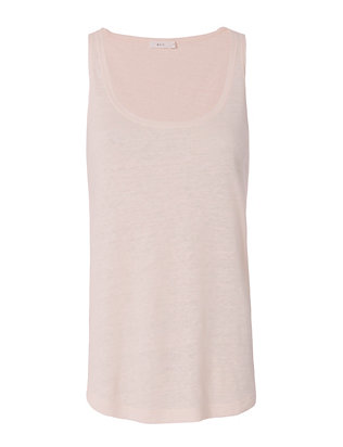 A.L.C. EXCLUSIVE Kathy Cross Back Tank