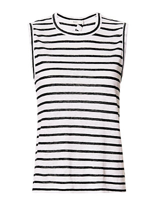 A.L.C. EXCLUSIVE Hanover Stripe Tank