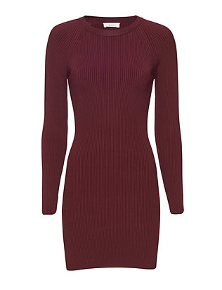 A.L.C. EXCLUSIVE Nick Ribbed Dress