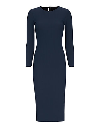 Nadia Tarr EXCLUSIVE Rib Dress