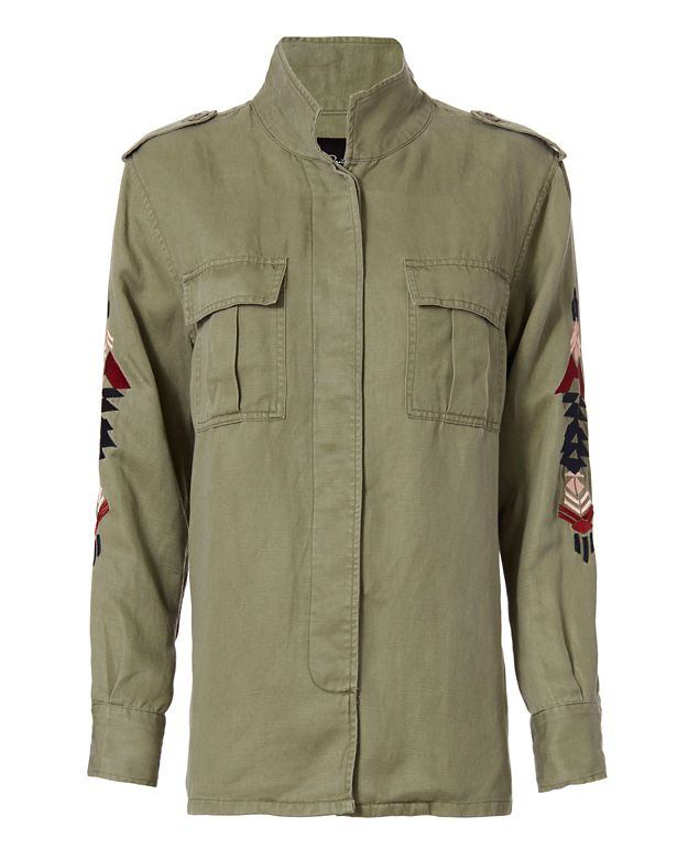 Rails Smith Cargo Shirt