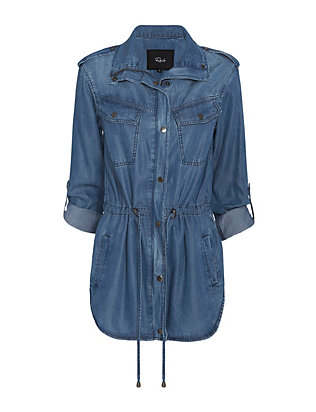 Rails EXCLUSIVE Denim Parka Jacket