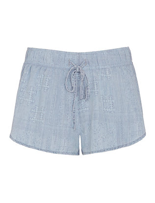 Rails EXCLUSIVE Dani Batik Chambray Shorts