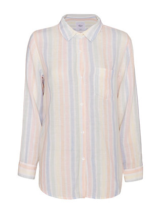 Rails EXCLUSIVE Charli Rainbow Stripe Shirt