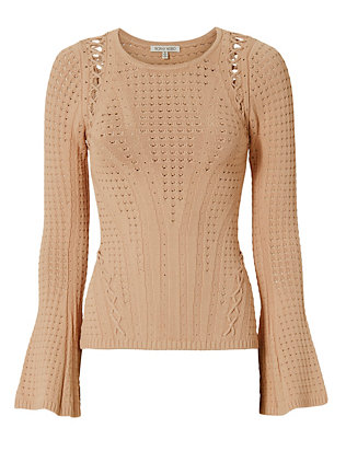 Leora Bell Sleeve Knit