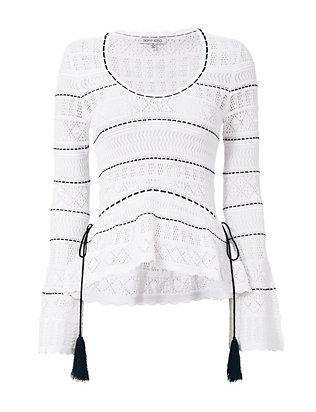 Henya Bell Sleeve Sweater
