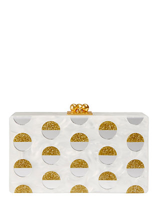 Jean Double Dot Clutch