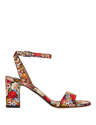 Tabitha Simmons Jerry Floral Print Sandal