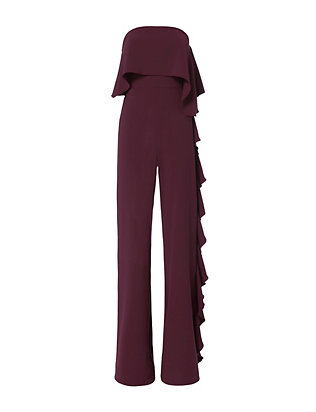 Alexis Kendall Ruffle Jumpsuit
