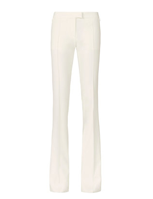 Barbara Bui EXCLUSIVE Trouser Flare: Ivory