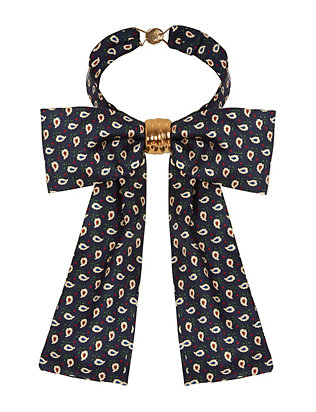 Lara Paisley Bow Tie