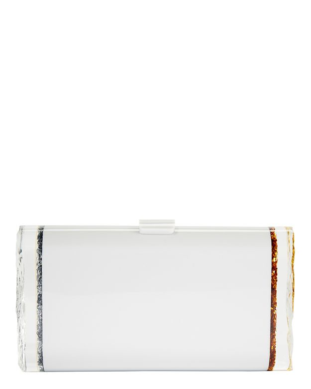 Edie Parker Lara Backlit Clutch