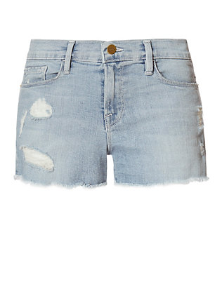 FRAME EXCLUSIVE Island Denim Cut Offs