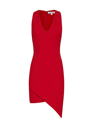 Elizabeth and James Rosa Dress: Red