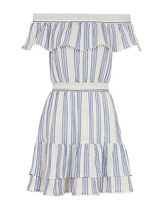 Elizabeth Striped Dress