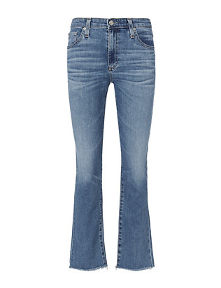 Isabelle High-Rise Straight Leg Jeans