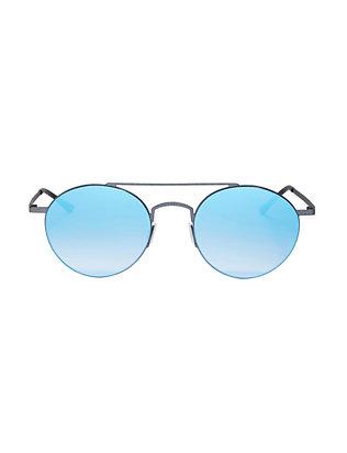 Leon Round Sunglasses
