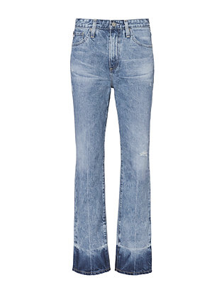 AG Phoebe Vintage High-Waisted Tapered Leg Jeans