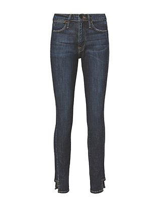 Le High Stagger Skinny Jeans