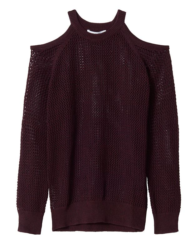 IRO EXCLUSIVE Lina Cut Out Sweater