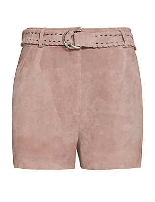 Elizabeth and James Lalette Suede Short