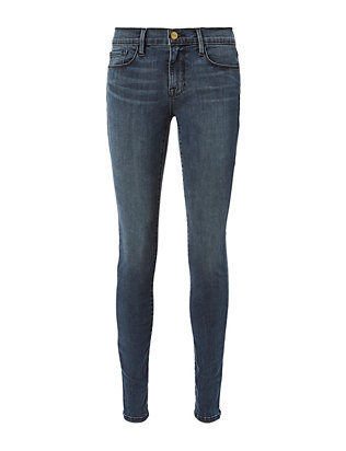 Le Skinny De Jeanne Clean Fall Broke Skinny Jeans