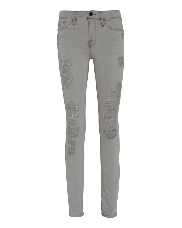 FRAME EXCLUSIVE Rip Wilshire Skinny: Grey
