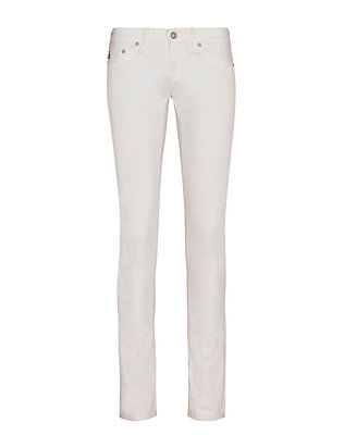 AG Stilt Skinny: White