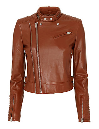 Luciana Leather Jacket
