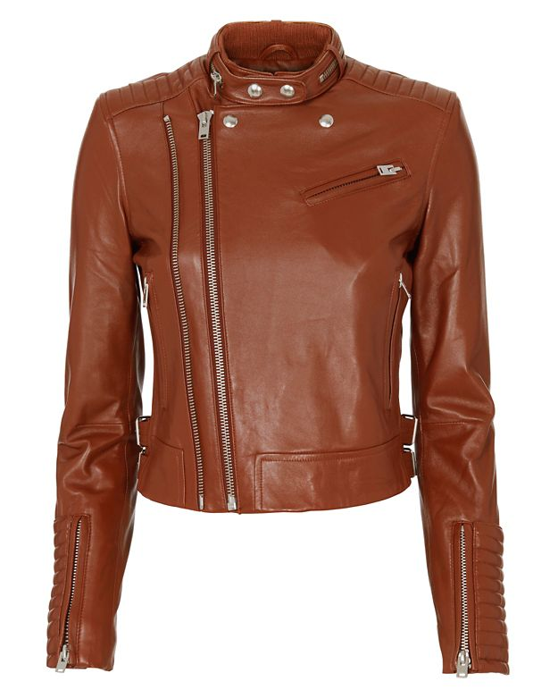 IRO EXCLUSIVE Luciana Leather Jacket