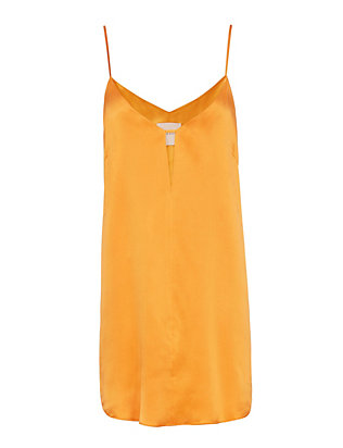 mason by michelle mason Silk Slip Dress