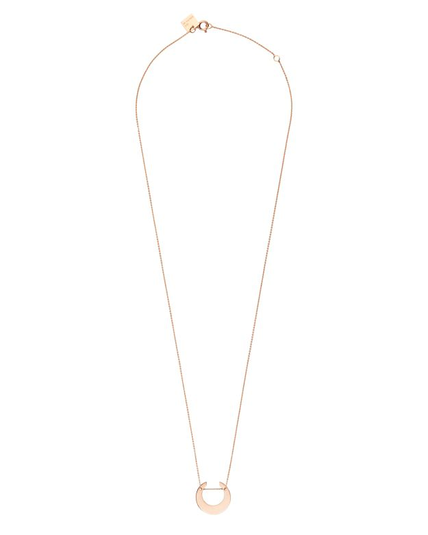 Ginette NY Mini Masai Charm Necklace