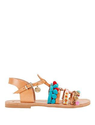 Maude Flat Sandals