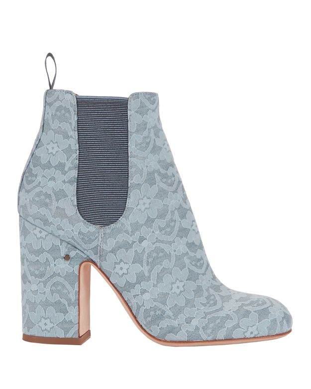 Laurence Dacade Mila Lace Booties