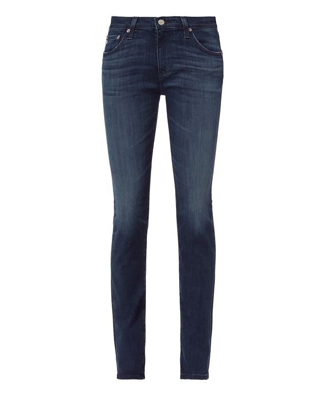 AG Prima 6 Years Wind Skinny Jeans