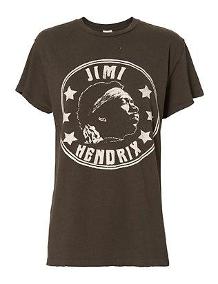 Jimi Hendrix Portrait Tee