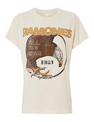 Ramones 1981 Tee