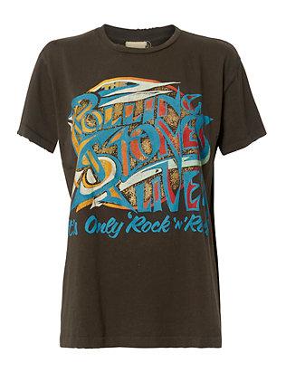 Rolling Stones Live Tee