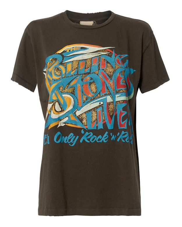 Madeworn Rolling Stones Live Tee