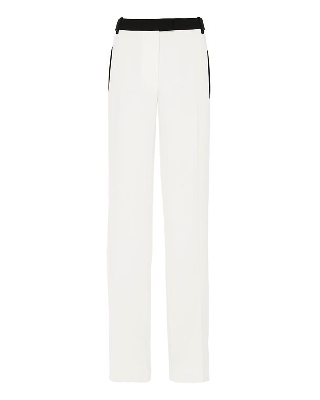 Barbara Bui Wide-Leg Cady Pants