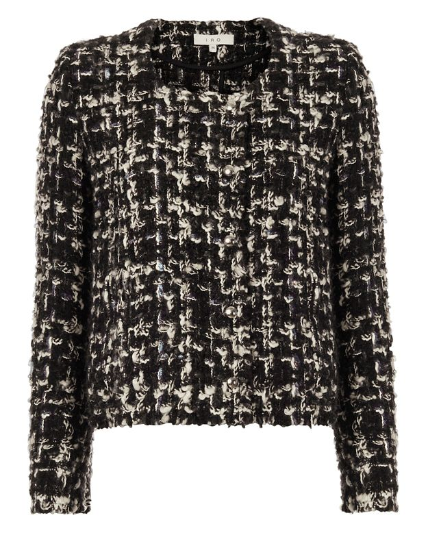 IRO Nalokie Tweed Jacket