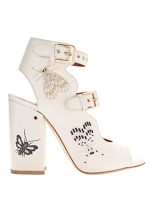 Laurence Dacade Nelen Embellished Buckled Sandals