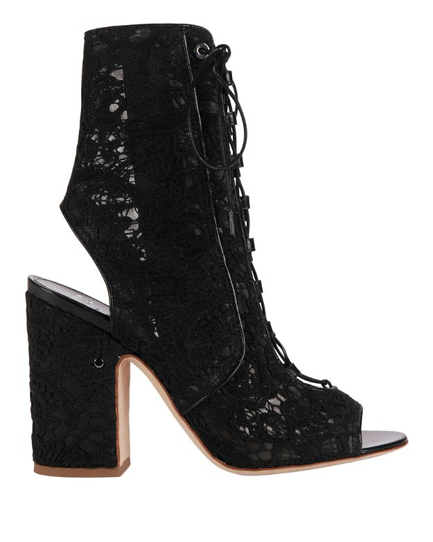 Laurence Dacade Nelly Lace Booties