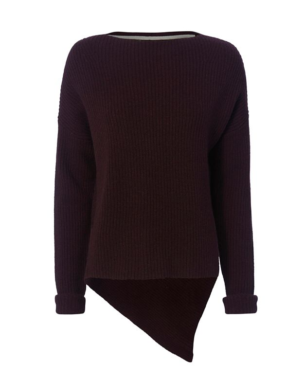 Brochu Walker Thandee Asymmetric Sweater