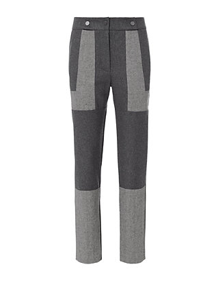Intropia Colorblock Trouser
